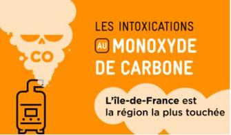 Intoxications au monoxyde de carbone : Danger