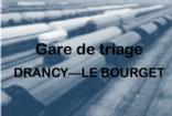 Système d'alerte à la population gare de triage de Drancy - Le Bourget